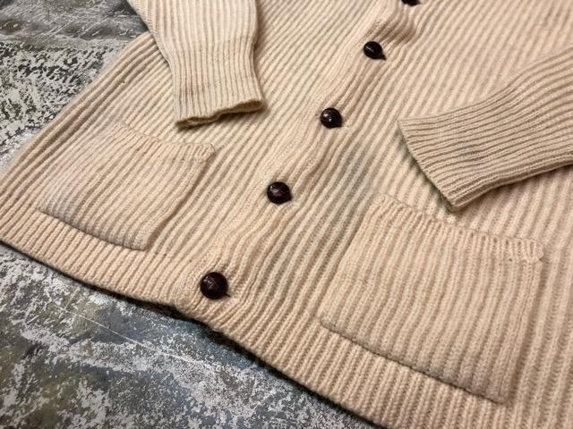 10月5日(土)大阪店、冬物スーペリア入荷!!#3 Fisherman Knit編! Shawl Cardigan & Zip Cardigan!!_c0078587_14195690.jpg