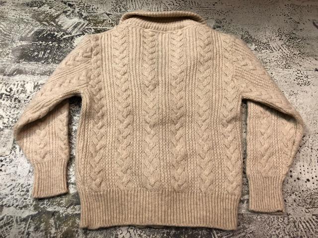 10月5日(土)大阪店、冬物スーペリア入荷!!#3 Fisherman Knit編! Shawl Cardigan & Zip Cardigan!!_c0078587_14204098.jpg