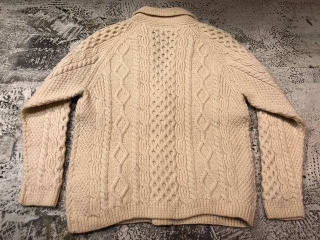 10月5日(土)大阪店、冬物スーペリア入荷!!#3 Fisherman Knit編! Shawl Cardigan & Zip Cardigan!!_c0078587_1422364.jpg