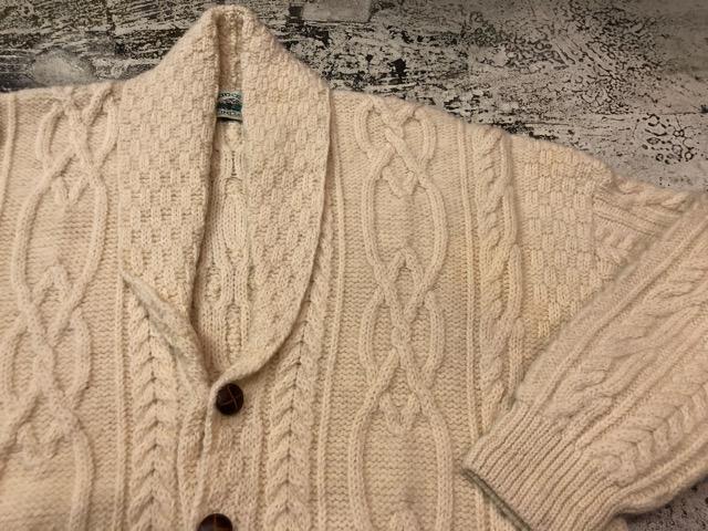 10月5日(土)大阪店、冬物スーペリア入荷!!#3 Fisherman Knit編! Shawl Cardigan & Zip Cardigan!!_c0078587_1423402.jpg
