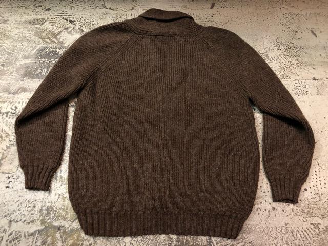 10月5日(土)大阪店、冬物スーペリア入荷!!#3 Fisherman Knit編! Shawl Cardigan & Zip Cardigan!!_c0078587_14242886.jpg