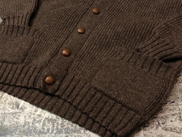 10月5日(土)大阪店、冬物スーペリア入荷!!#3 Fisherman Knit編! Shawl Cardigan & Zip Cardigan!!_c0078587_14256100.jpg