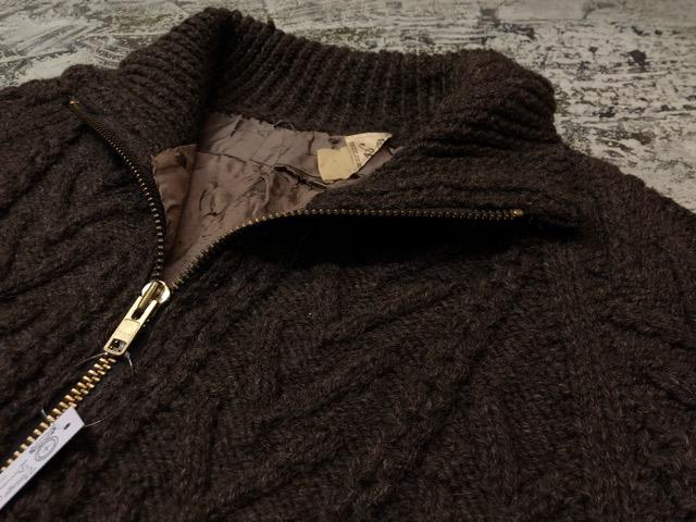 10月5日(土)大阪店、冬物スーペリア入荷!!#3 Fisherman Knit編! Shawl Cardigan & Zip Cardigan!!_c0078587_1426451.jpg