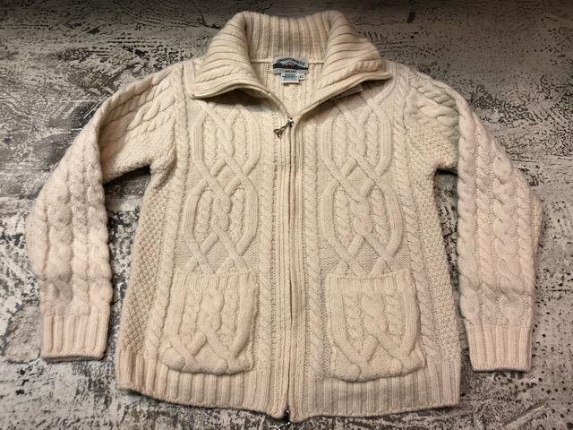 10月5日(土)大阪店、冬物スーペリア入荷!!#3 Fisherman Knit編! Shawl Cardigan & Zip Cardigan!!_c0078587_1427420.jpg