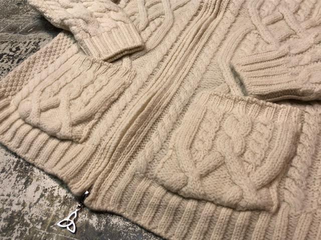 10月5日(土)大阪店、冬物スーペリア入荷!!#3 Fisherman Knit編! Shawl Cardigan & Zip Cardigan!!_c0078587_14274916.jpg
