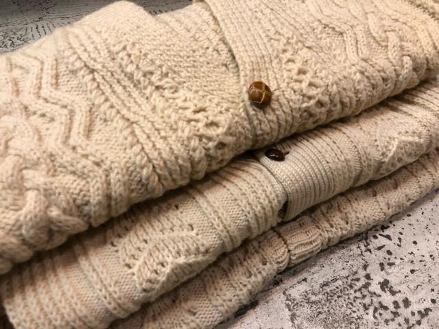 10月5日(土)大阪店、冬物スーペリア入荷!!#3 Fisherman Knit編! Shawl Cardigan & Zip Cardigan!!_c0078587_14282536.jpg