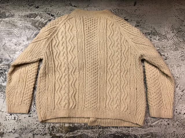 10月5日(土)大阪店、冬物スーペリア入荷!!#3 Fisherman Knit編! Shawl Cardigan & Zip Cardigan!!_c0078587_14285480.jpg