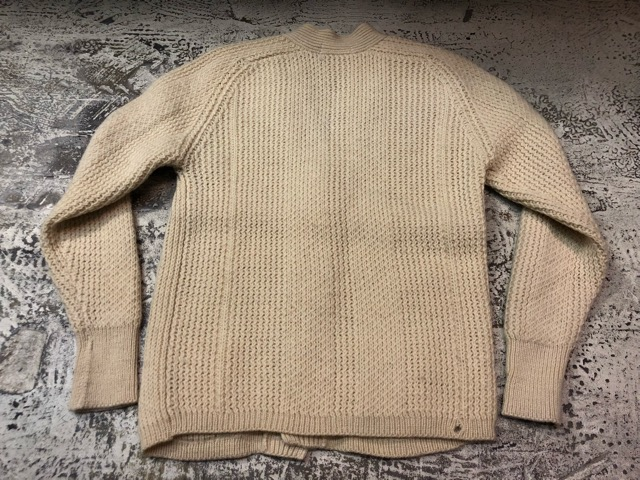 10月5日(土)大阪店、冬物スーペリア入荷!!#3 Fisherman Knit編! Shawl Cardigan & Zip Cardigan!!_c0078587_1430124.jpg