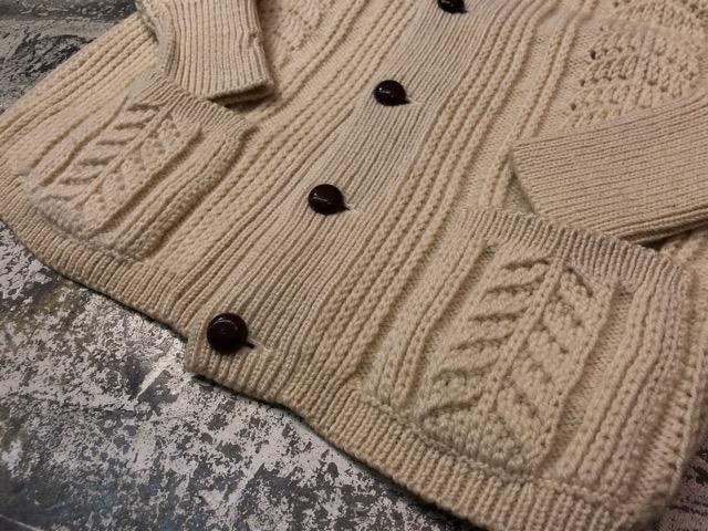 10月5日(土)大阪店、冬物スーペリア入荷!!#3 Fisherman Knit編! Shawl Cardigan & Zip Cardigan!!_c0078587_14304847.jpg