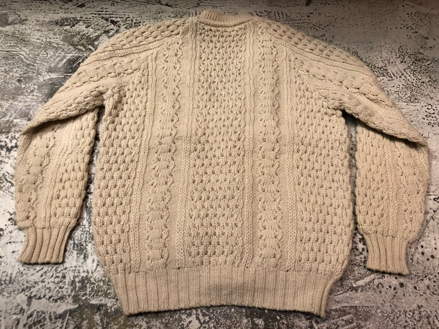 10月5日(土)大阪店、冬物スーペリア入荷!!#3 Fisherman Knit編! Shawl Cardigan & Zip Cardigan!!_c0078587_14311042.jpg