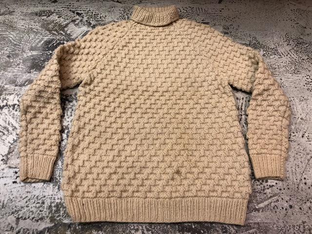 10月5日(土)大阪店、冬物スーペリア入荷!!#3 Fisherman Knit編! Shawl Cardigan & Zip Cardigan!!_c0078587_14321341.jpg