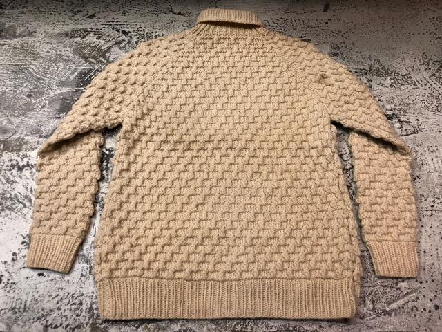 10月5日(土)大阪店、冬物スーペリア入荷!!#3 Fisherman Knit編! Shawl Cardigan & Zip Cardigan!!_c0078587_14322527.jpg