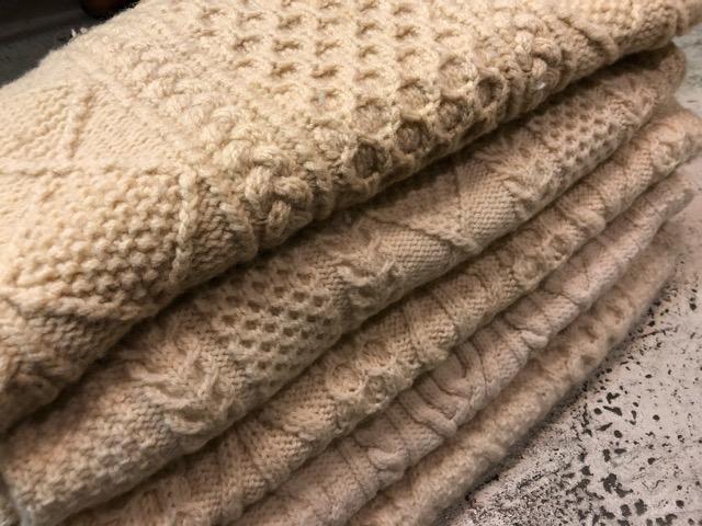 10月5日(土)大阪店、冬物スーペリア入荷!!#3 Fisherman Knit編! Shawl Cardigan & Zip Cardigan!!_c0078587_14332240.jpg