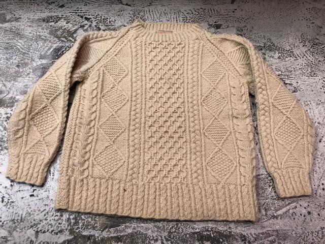 10月5日(土)大阪店、冬物スーペリア入荷!!#3 Fisherman Knit編! Shawl Cardigan & Zip Cardigan!!_c0078587_14333910.jpg