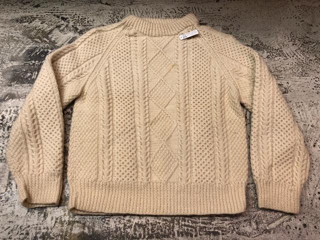 10月5日(土)大阪店、冬物スーペリア入荷!!#3 Fisherman Knit編! Shawl Cardigan & Zip Cardigan!!_c0078587_14345441.jpg