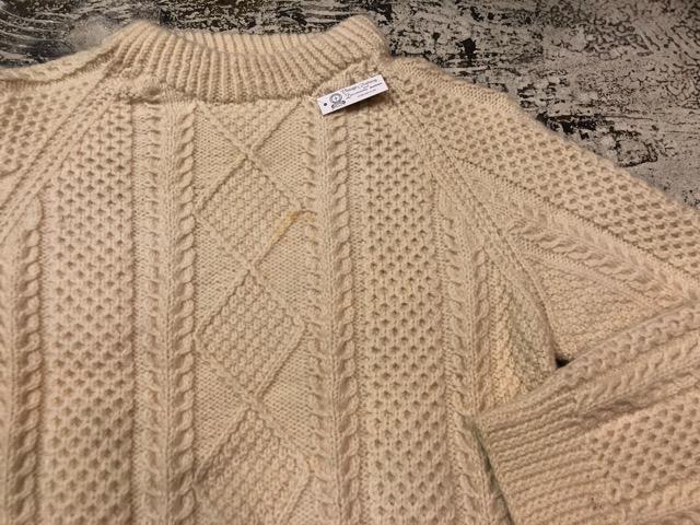10月5日(土)大阪店、冬物スーペリア入荷!!#3 Fisherman Knit編! Shawl Cardigan & Zip Cardigan!!_c0078587_14352073.jpg