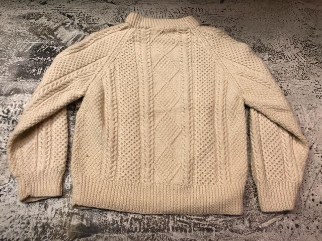10月5日(土)大阪店、冬物スーペリア入荷!!#3 Fisherman Knit編! Shawl Cardigan & Zip Cardigan!!_c0078587_1435347.jpg