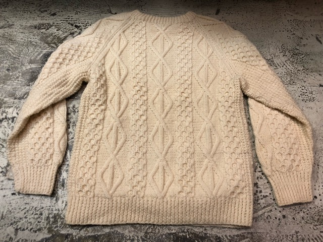 10月5日(土)大阪店、冬物スーペリア入荷!!#3 Fisherman Knit編! Shawl Cardigan & Zip Cardigan!!_c0078587_1449026.jpg