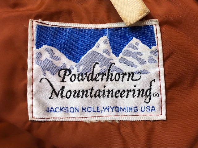 10月5日(土)大阪店、冬物スーペリア入荷!!#4 Outdoor編! Powderhorn & MarmotMountain,EddieBauer!!_c0078587_151110100.jpg