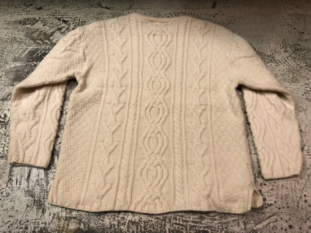 10月5日(土)大阪店、冬物スーペリア入荷!!#3 Fisherman Knit編! Shawl Cardigan & Zip Cardigan!!_c0078587_154372.jpg