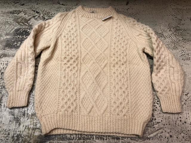 10月5日(土)大阪店、冬物スーペリア入荷!!#3 Fisherman Knit編! Shawl Cardigan & Zip Cardigan!!_c0078587_1544642.jpg