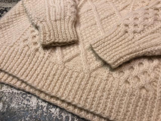 10月5日(土)大阪店、冬物スーペリア入荷!!#3 Fisherman Knit編! Shawl Cardigan & Zip Cardigan!!_c0078587_1551842.jpg