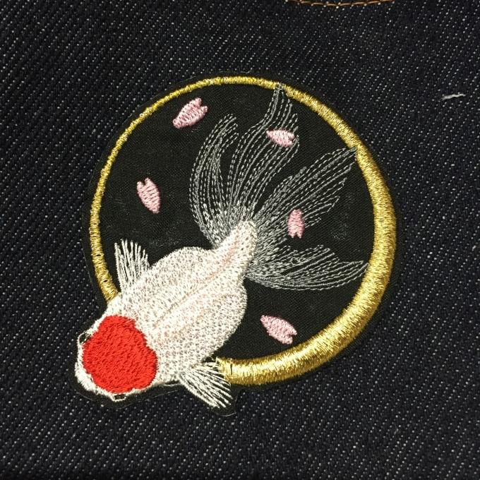 夜桜金魚ϵ( \'Θ\' )϶_e0385587_17450807.jpeg