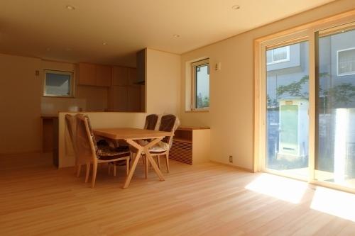 新潟市秋葉区 超高気密住宅の完成現場を見学できます_c0091593_20172876.jpg