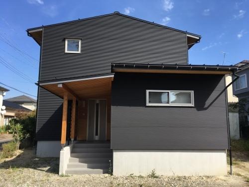 新潟市秋葉区 超高気密住宅の完成現場を見学できます_c0091593_20543399.jpg
