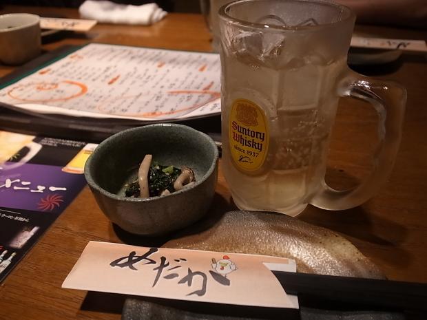 串焼き もつ鍋 めだか田町店~多酒和彩 とっと_f0197703_18540580.jpg