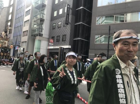赤坂氷川祭り2019!、そして名店の露店_d0054704_18261138.jpg