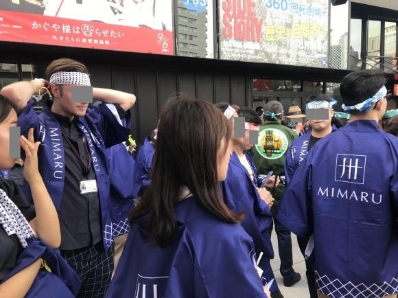 赤坂氷川祭り2019!、そして名店の露店_d0054704_18284835.jpg