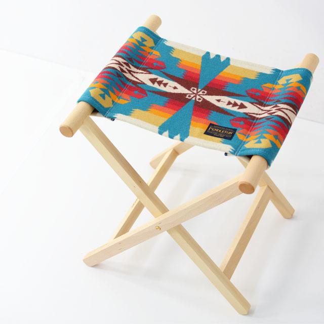 PENDLETON [ペンドルトン] Custom Stool [19806084] カスタムスツール / アウトドア・キャンプ・折りたたみ式:椅子・コンパクトチェアー・MEN\'S/LADY\'S _f0051306_17502113.jpg