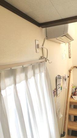 カーテンが・・・_a0128408_18315197.jpg