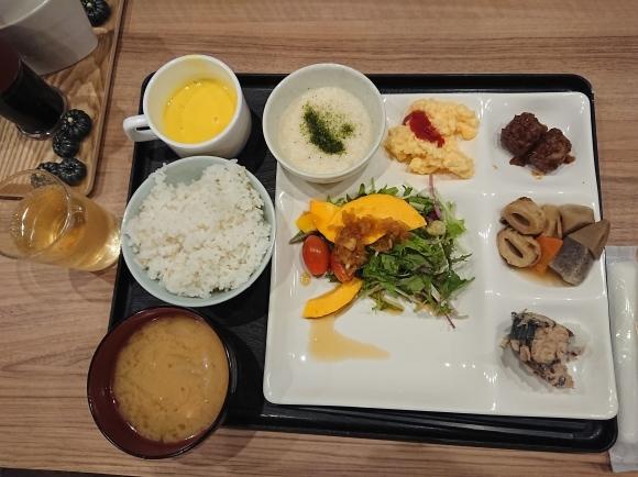 9/30 朝食バイキング@松本ツーリストホテル_b0042308_23281126.jpg