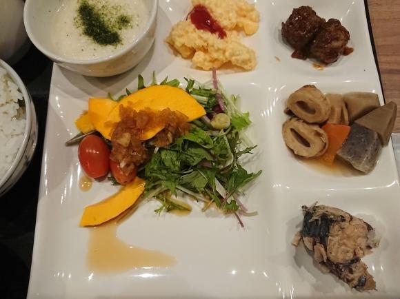 9/30 朝食バイキング@松本ツーリストホテル_b0042308_23281246.jpg