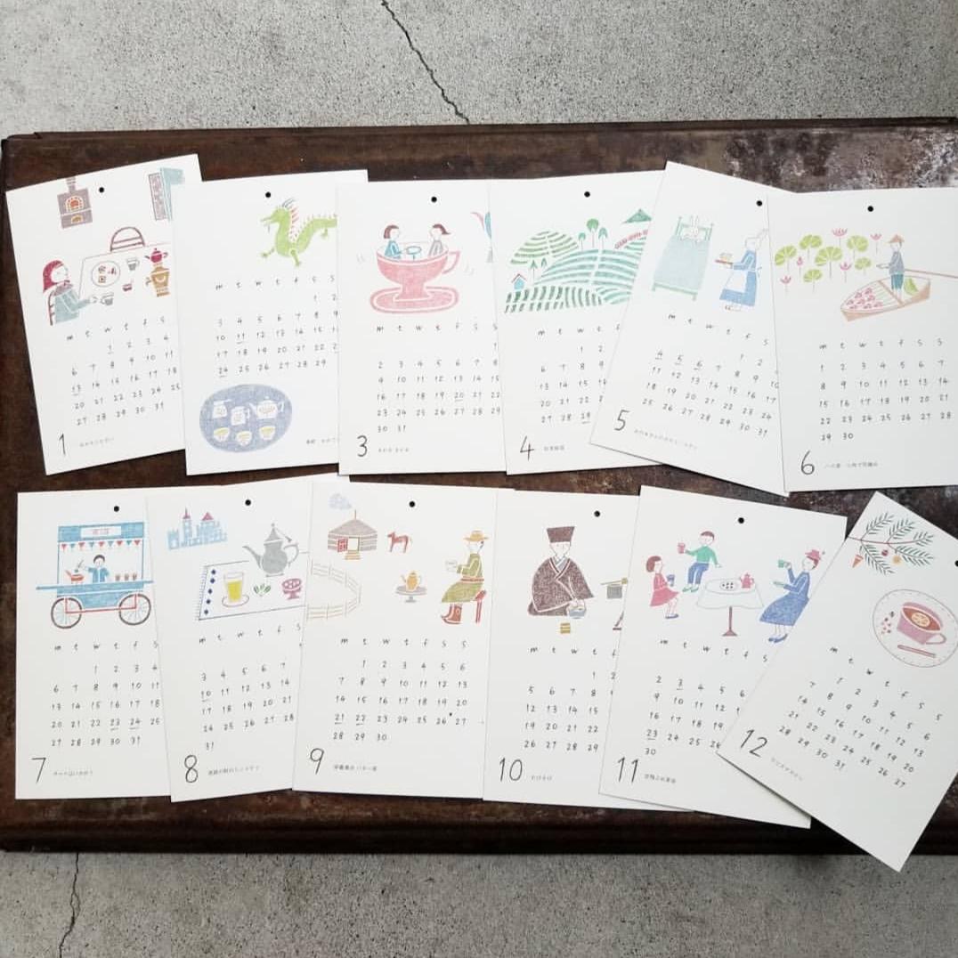 ノラヤのカレンダーとポストカード_f0120026_17480426.jpg