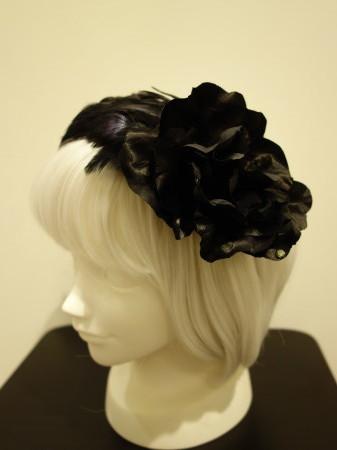 👻ハロウィンコーデに🎃帽子&ヘッドドレス入荷🎃_e0167832_14173355.jpg