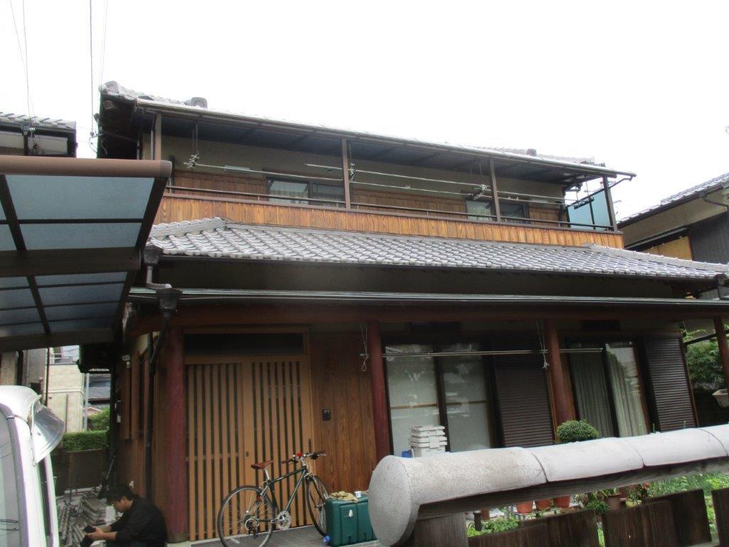 松山市 S様邸 外壁塗装工事_a0167735_11141756.jpg
