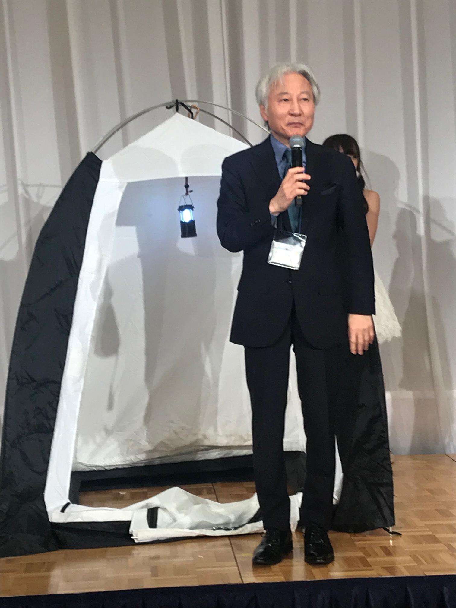 日本美容外科学会の懇親会_b0084241_20542955.jpg