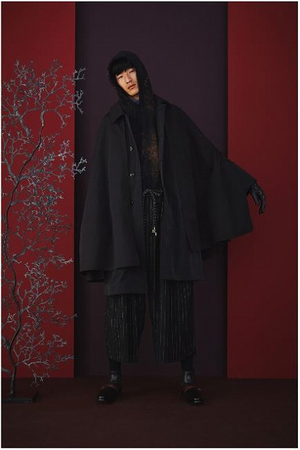 "Sasquatchfabrix. 2019-20 Autumn & Winter Collection ""マツロワヌモノ\""_e0171446_1428843.jpg"