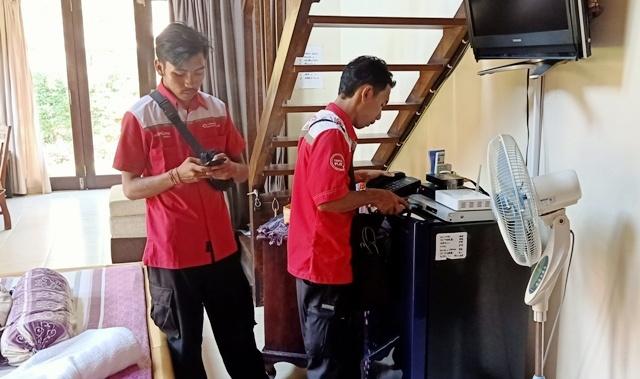 バリ島の「早くて安価な修理文化」はありがたい_d0083068_16245413.jpg