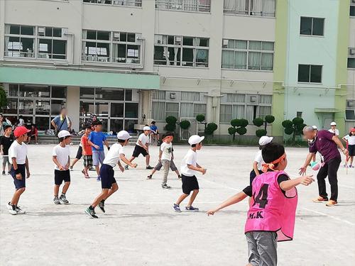スポーツ少年のママの連休は超多忙!バスケ・卓球・ドッチボール_d0169072_12170767.jpg