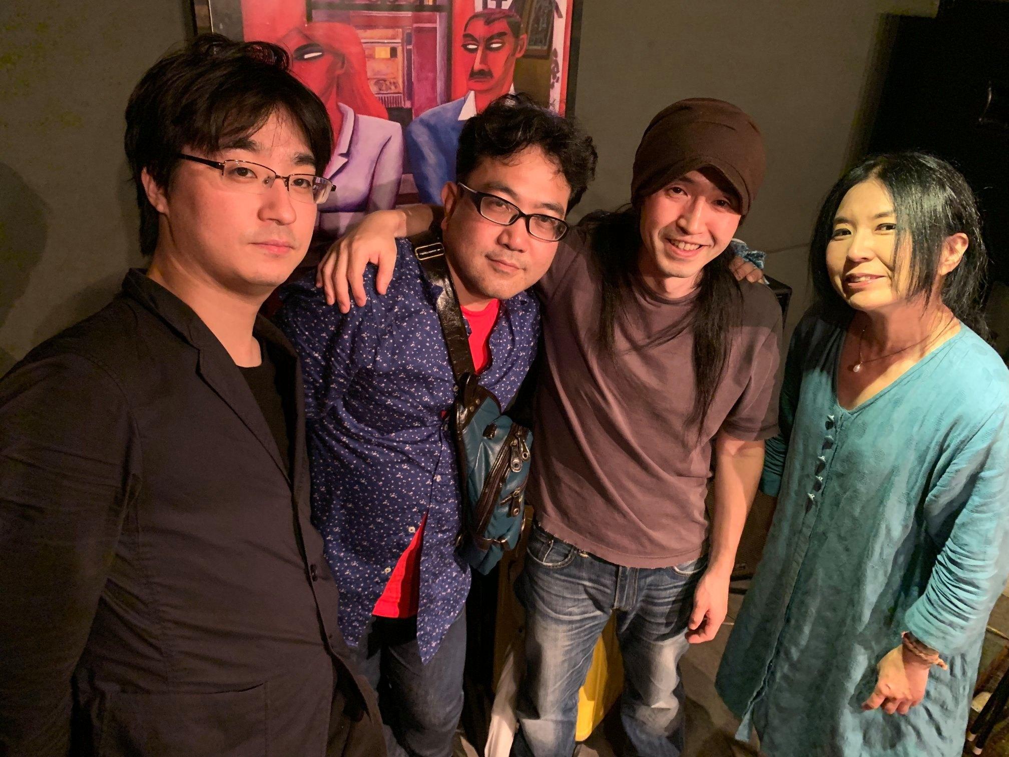 Maki Hachiya 2019:10月〜11月 live schedule_d0239981_05232917.jpg