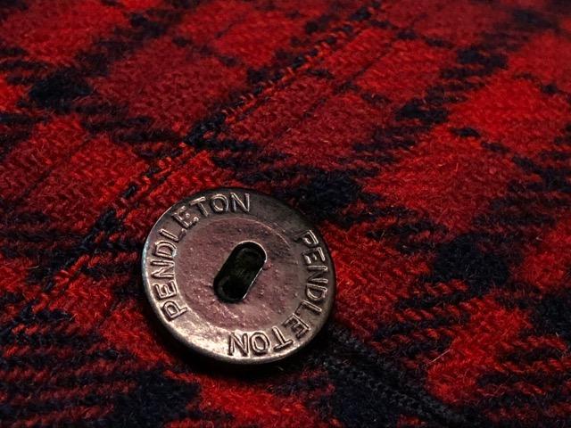 10月5日(土)大阪店、冬物スーペリア入荷!!#7 Pendleton編! TweedJKT & HuntingJKT ,WoolPlaidShirt!!_c0078587_1551241.jpg