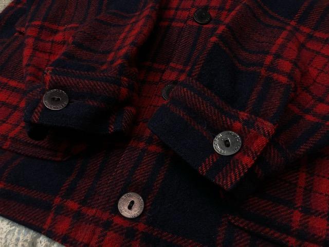 10月5日(土)大阪店、冬物スーペリア入荷!!#7 Pendleton編! TweedJKT & HuntingJKT ,WoolPlaidShirt!!_c0078587_15514521.jpg