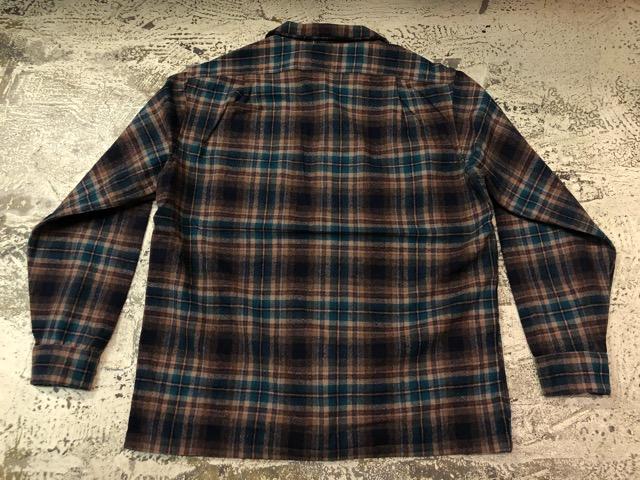 10月5日(土)大阪店、冬物スーペリア入荷!!#7 Pendleton編! TweedJKT & HuntingJKT ,WoolPlaidShirt!!_c0078587_1612080.jpg