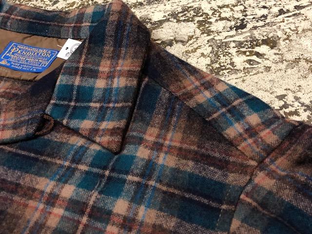 10月5日(土)大阪店、冬物スーペリア入荷!!#7 Pendleton編! TweedJKT & HuntingJKT ,WoolPlaidShirt!!_c0078587_16122628.jpg