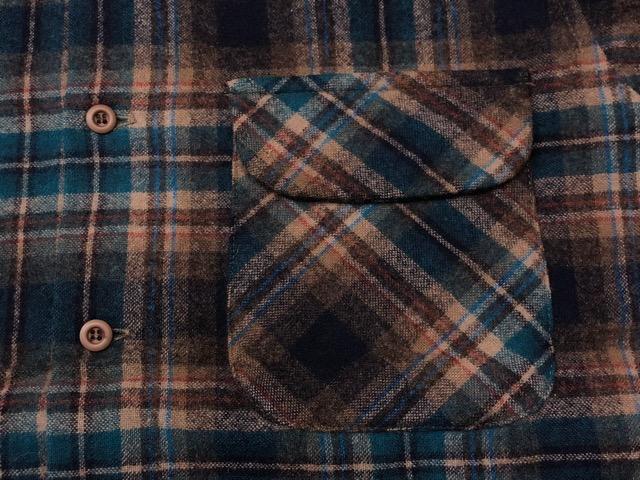 10月5日(土)大阪店、冬物スーペリア入荷!!#7 Pendleton編! TweedJKT & HuntingJKT ,WoolPlaidShirt!!_c0078587_16123489.jpg