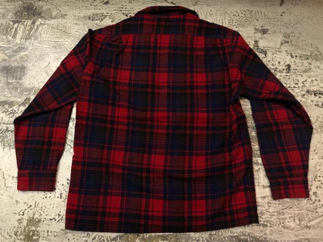 10月5日(土)大阪店、冬物スーペリア入荷!!#7 Pendleton編! TweedJKT & HuntingJKT ,WoolPlaidShirt!!_c0078587_161306.jpg